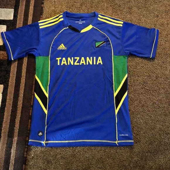 a1b5d2a19 adidas Other - Adidas TANZANIA ClimaCool Jersey